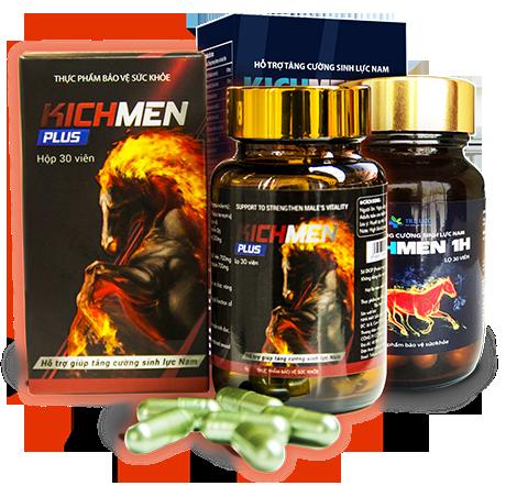 Kichmen 1h và Kichmen Plus có tốt không, mua bán ở đâu chính hãng?