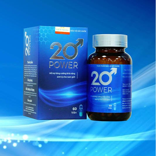 20 Power – Phép Màu Lên Đỉnh Trong Mọi Cuộc Yêu.