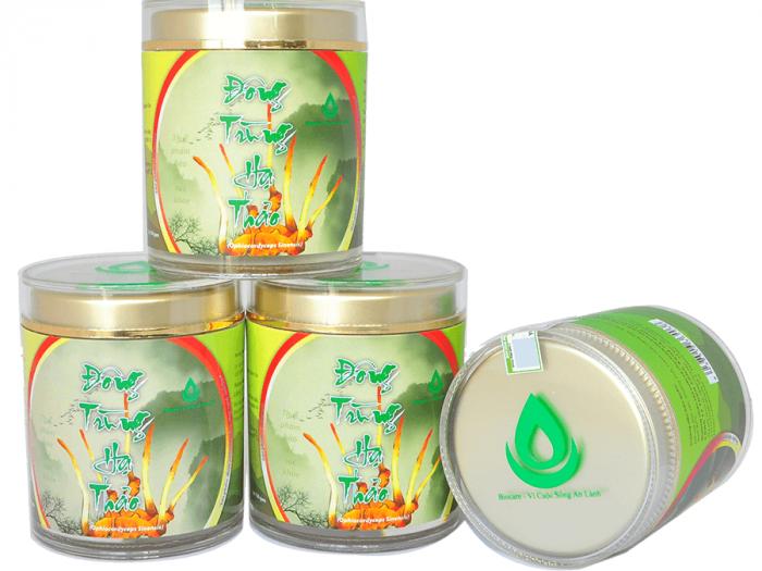 Đông Trùng Hạ Thảo Biocare sợi thể nguyên chất có tốt không, mua bán ở đâu?