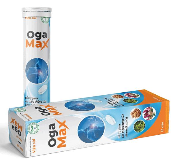 [REVIEW] Viên sủi viêm xoang OGA MAX có tốt không, giá bao nhiêu, mua ở đâu?