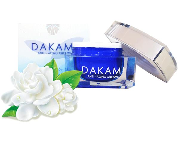 Kem chống lão hóa Dakami có tốt không, giá bao nhiêu, mua ở đâu chính hãng?