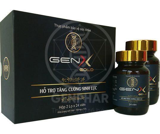[REVIEW] Gen X Gold có tốt không, giá bao nhiêu, mua ở đâu chính hãng?