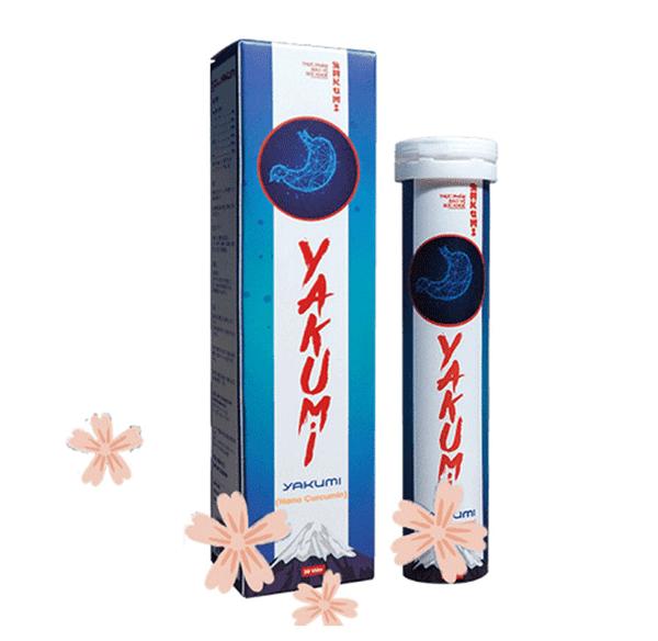 [REVIEW] Viên sủi dạ dày Yakumi có tốt không, giá bao nhiêu, mua ở đâu?