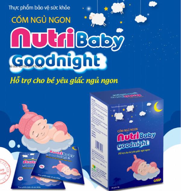 [REVIEW] Cốm ngủ ngon Nutribaby Goodnight bán ở đâu, giá bao nhiêu?