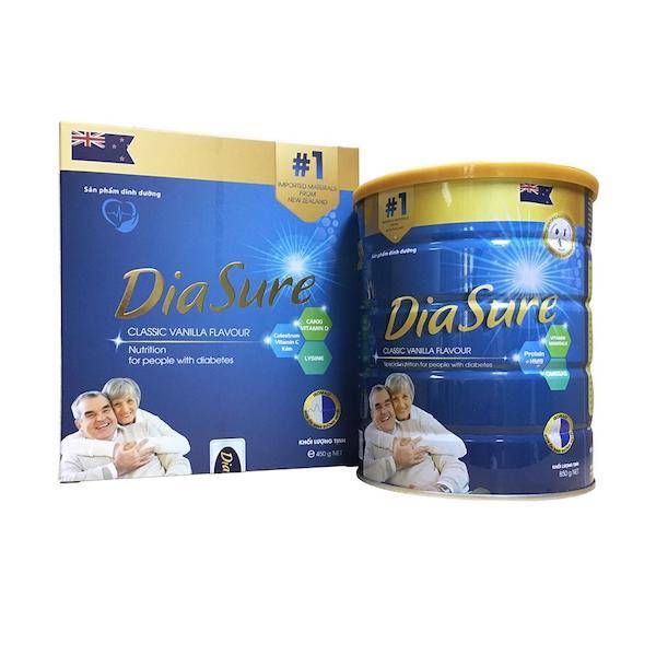[REVIEW] Sữa non tiểu đường Diasure bán ở đâu? Giá bao nhiêu?