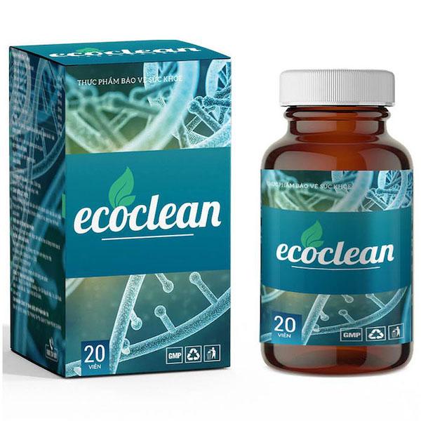 [ĐÁNH GIÁ] Viên uống Ecoclean bán ở đâu chính hãng? Có tốt không?