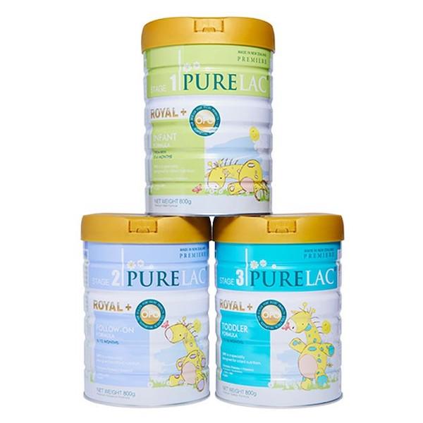 [REVIEW] Sữa bột Purelac bán ở đâu chính hãng? Giá bao nhiêu tiền?